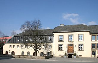 Mertzig - Mertzig town hall