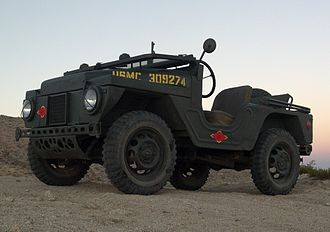 M422 Mighty Mite - M422A1 Mighty Mite, 71-inch wheelbase