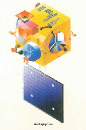 Kalpana-1 - Kalpana-1 Deployed