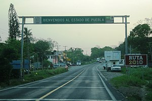 Mexican Federal Highway 130