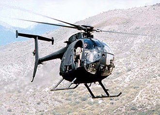 MD Helicopters MH-6 Little Bird - Image: MH 6 little bird arch. 1994