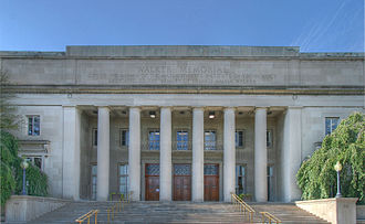 MIT Sloan School of Management - Walker Memorial is the primary venue for C-Functions and other events