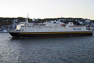 MS Sea Wind - Image: MS Sea Wind Tallink