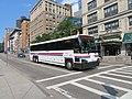 MVRTA route 99 bus on Tremont Street, July 2019.JPG