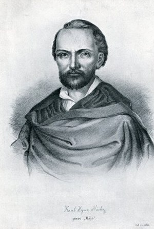 Sonnet - Karel Hynek Mácha