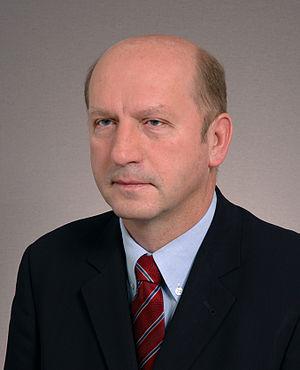 Maciej Płażyński - Image: Maciej Płażyński Kancelaria Senatu 2005
