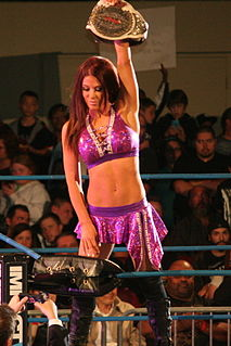 Madison Rayne w 2014 roku