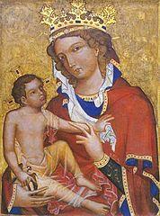 Madonna of Veveří