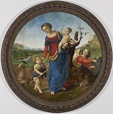 Madonna col Bambino San Giovannino e un angelo.jpg