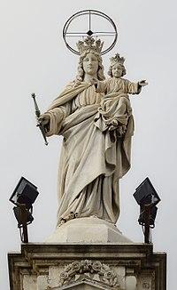 Madonna santa maria ausiliatrice.JPG