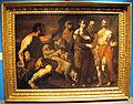 Maestro dell'annuncio ai pastori, incontro di giobbe e rachele, 1625-1650 ca., collez. privata.JPG