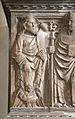 Maestro toscano, mausoleo di franchino rusca, da s. francesco a como, 1350 ca. 02.JPG