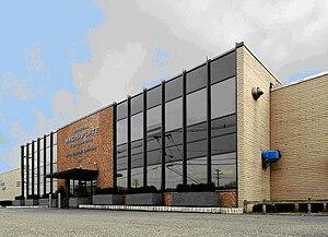 Linden, New Jersey - Magnaplate building