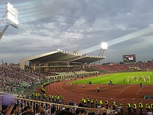 2014 Magyar Kupa Final - Puskás Ferenc Stadion hosted the final