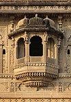 Maheshwar Fort - Jharokha 02.jpg