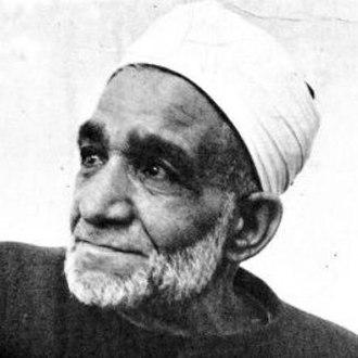 Islamic Modernism - Egyptian Islamic jurist and scholar Mahmud Shaltut.