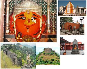 Nanded district - All famous temples and forts in Mahur