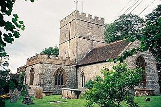 Maiden Newton - Image: Maiden Newton, parish church of St. Mary geograph.org.uk 517651