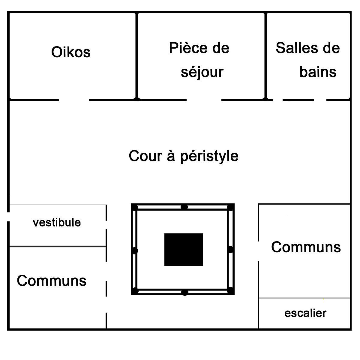 Maison délienne wikipédia