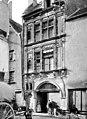 Maison de la Coquille - Façade sur rue - Orléans - Médiathèque de l'architecture et du patrimoine - APMH00002048.jpg