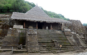 Malinalco - House of the Eagle warriors
