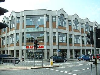 Southampton City Centre - Marlands