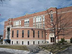 Malvern Collegiate Institute - Image: Malvern Collegiate