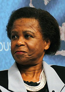 Mamphela Ramphele South African activist and politician