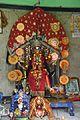 Manasa Idol - Manasa Mandir - Sitaram Shaw Establishment - Diamond Harbour Road - Kidderpore - Kolkata 2015-12-13 8029.JPG
