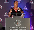 Mandisa Lateefah Thomas at AACon August 2017 cropped.jpg