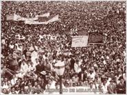 Manifestación en Caracas Año 1945