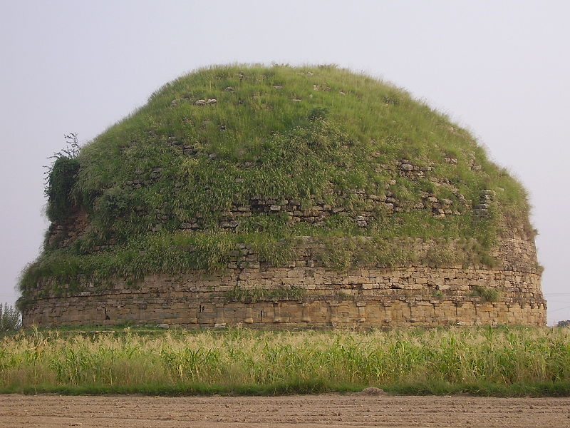Mankiala Stupa.JPG