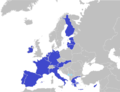 Map Of Euro Currency Use.png