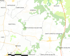 Map commune FR insee code 33416.png