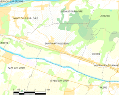 Map commune FR insee code 37225.png
