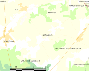 Map commune FR insee code 61311.png