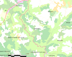 Map commune FR insee code 63416.png