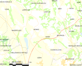 Map commune FR insee code 64387.png
