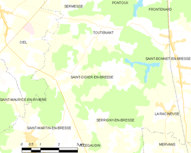 Map commune FR insee code 71405.png