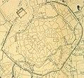 Mappa di Milano del XIX secolo.jpg