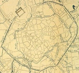 Seveso fiume wikipedia for Piani di fattoria del 19 secolo
