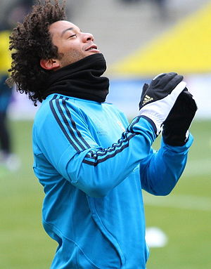 Marcelo (footballer, born 1988) - Marcelo in 2012