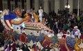 Mardi Gras Parade, New Orleans, Louisiana LCCN2011646906.tif