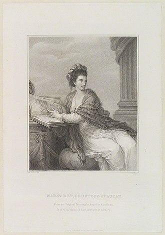 Margaret Bingham - Margaret Bingham (née Smith), Countess of Lucan, 1820