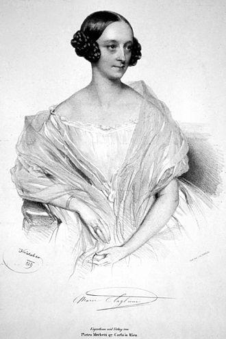 Ballet of the Nuns - Marie Taglioni, 1839