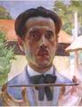 Marian Ruzamski - Autoportret, Tarnobrzeg 1926.png