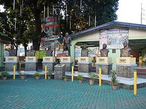 Barangka - Plaza Delos Kapitanes