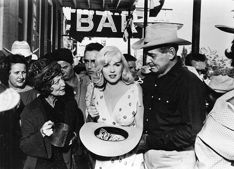 Marilyn Monroe Misfits