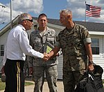 Marine Corps Forces Reserve Lt. General McMillian arrives at Exercise Northern Strike 17 170807-Z-CN767-355.jpg