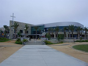Mariners Church - Worship center
